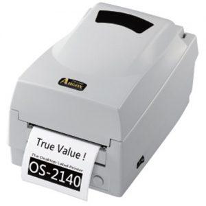 Printer Barcode Argox OS-214Plus meningkatkan kemampuan cetak.