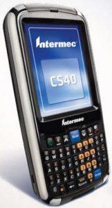 INTERMAC CS40 MOBILE COMPUTER