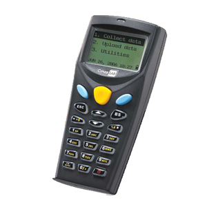 Jual Scanner Barcode Cipherlab 8000 Series PDT
