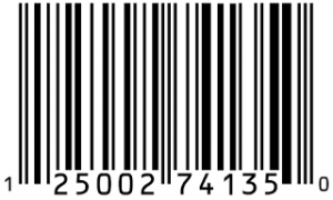label barcode