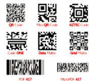 Macam macam Jenis Kode Barcode
