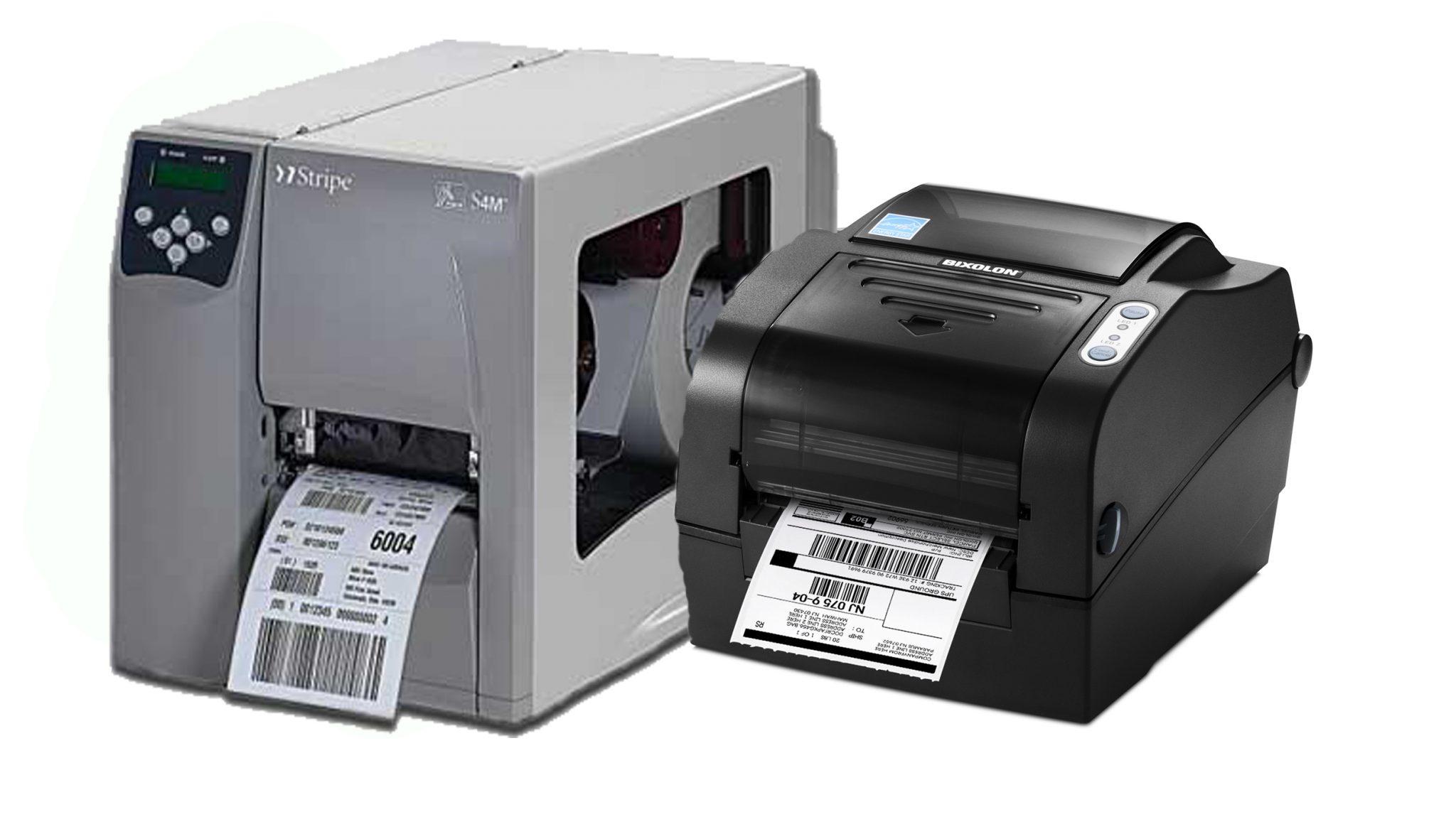 printer barcode