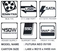 Review PowerLogic Futura Neo XV100