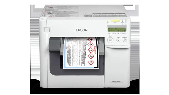 Printer Epson TM-C3510