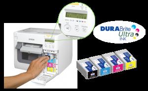 Printer Epson TM-C3510 Label dan Barcode