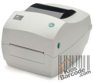 Tutorial Printer Barcode Zebra GC420T