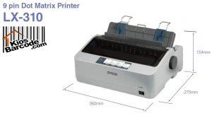 PRINTER EPSON DOT MATRIX LX-310