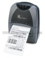 Tutorial Printer Barcode Mobile Zebra P4T