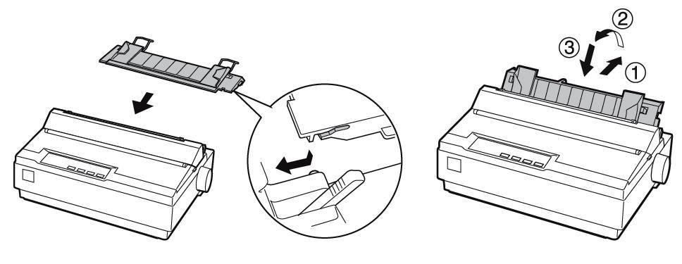 Tutorial Printer EPSON Untuk Tipe LX