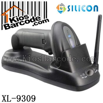 Scanner Barcode Silicon XL 9309
