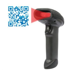Barcode Scanner Postronix 2D Pro