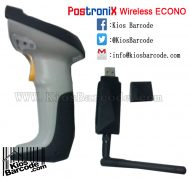 Scanner Barcode Postronix Wireless ECONO