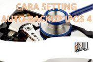 Cara Setting Auto backup Database IPOS4