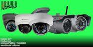 Pengertian CCTV Dan Perlengkapan Didalamnya