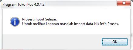 Import Data Item Multi Satuan