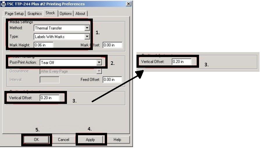 Cara Mengatur Label Barcode Dengan Software Bartender