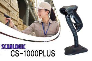 Scanner Barcode Scanlogic CS-1000PLUS