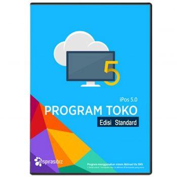 Jual Software Toko IPos 5.0 Versi Standard