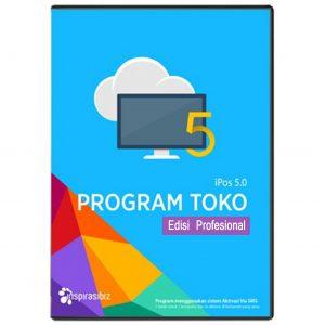Jual Software Toko IPos 5.0 Versi Profesional