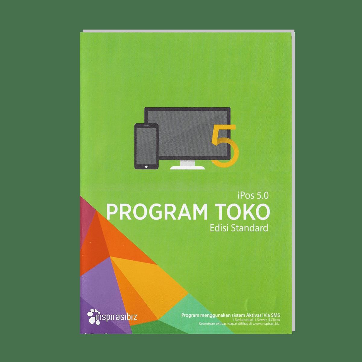 Jual Software Toko Ipos 5 0 Versi Standard Kios Barcode