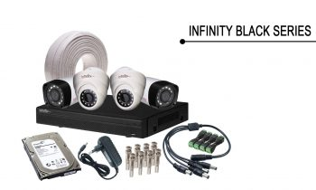 Paket Cctv Infinity 4 Channel