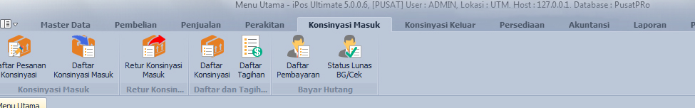 Software Toko IPos 5.0 Edisi Ultimate
