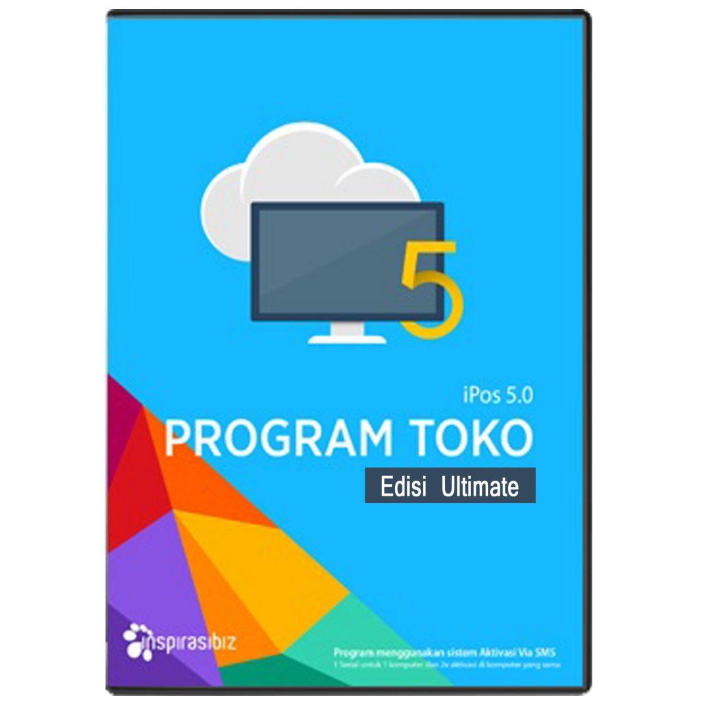 Jual Software Toko IPos 5.0 Versi Utimate