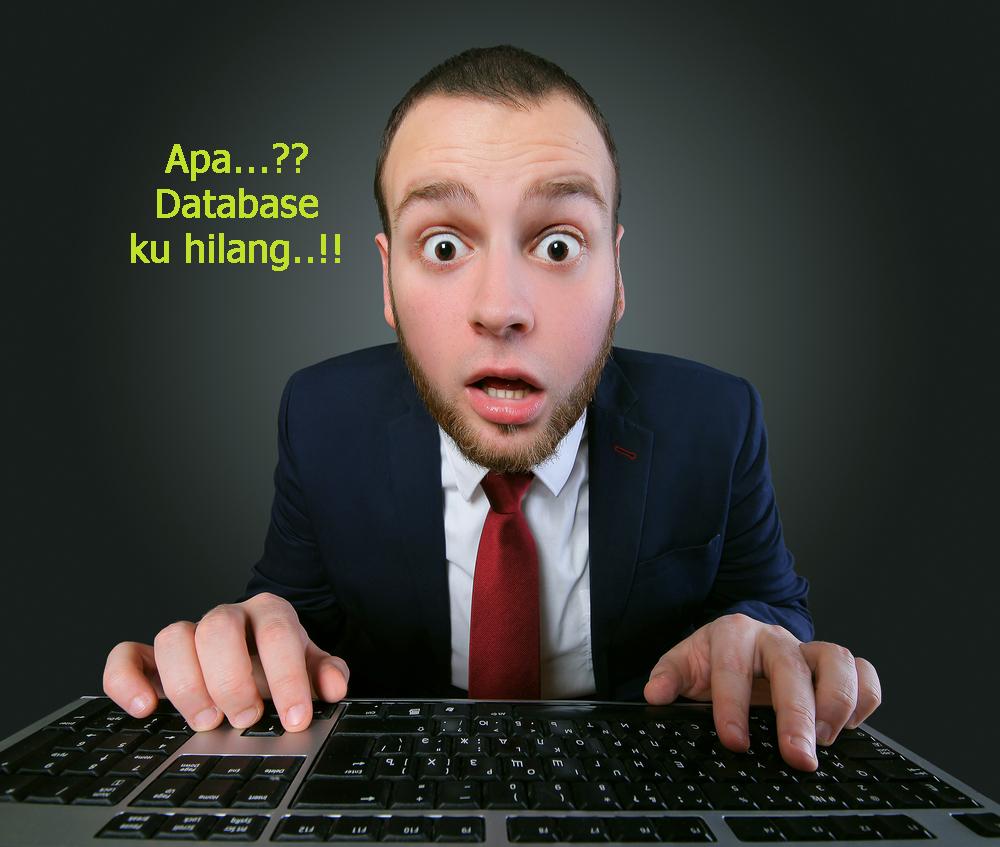 Cara Melihat Database IPGSQL Aktif atau Tidak