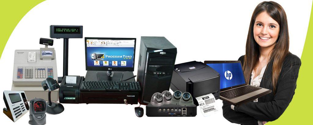 Order Paket Komputer Kasir