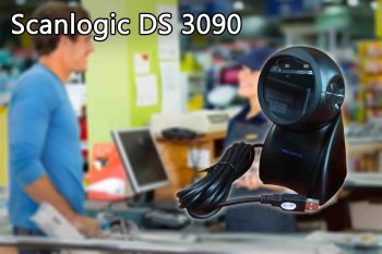 Scanner Barcode Scanlogic DS 3090 1D dan 2D