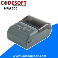 Mobile Printer Thermal Codesoft HPM 200