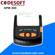 Mobile Printer Codesoft HPM 300