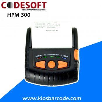 Mobile Printer Codesoft HPM 300