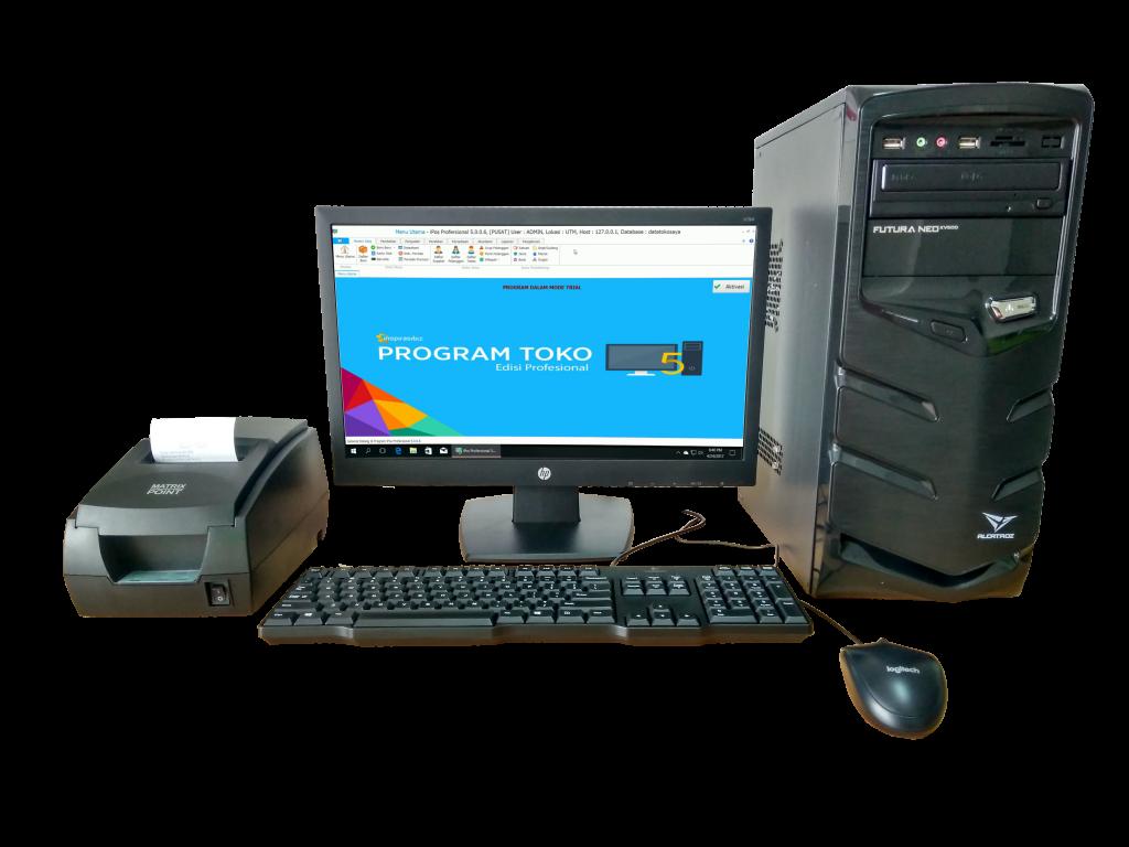 Jual Perangkat Komputer Kasir Terlaris 2018