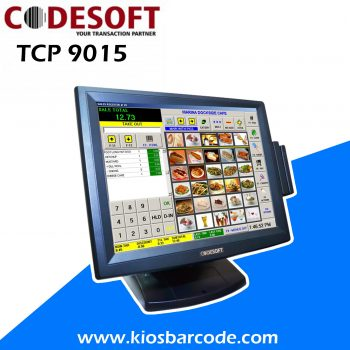 Komputer Kasir Codesoft TCP 9015