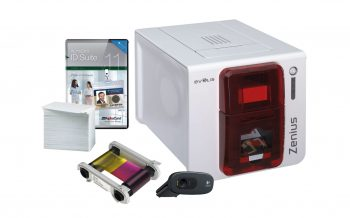 Jual Printer ID Card EVOLIS Zenium