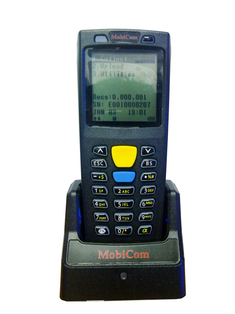 Scanner Barcode Mobicom MPT 9000/9001 - Kios Barcode