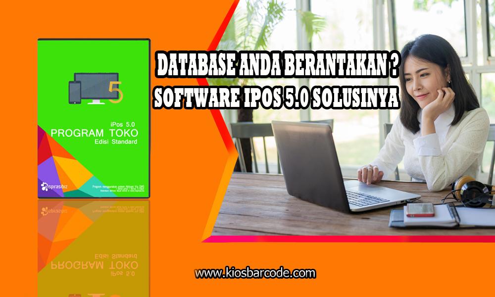 Dapatkan Software iPos 5.0 Edisi Standard