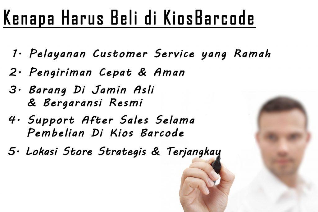 Promo Printer Barcode TSC TTP 244 Pro Bonus Label dan Ribbon