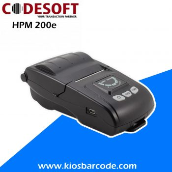 Mobile Printer Codesoft HPM 200E