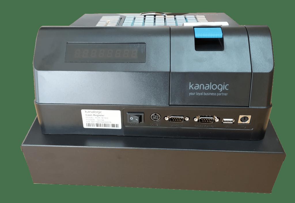 Cash Register Kanalogic KCR 181SW