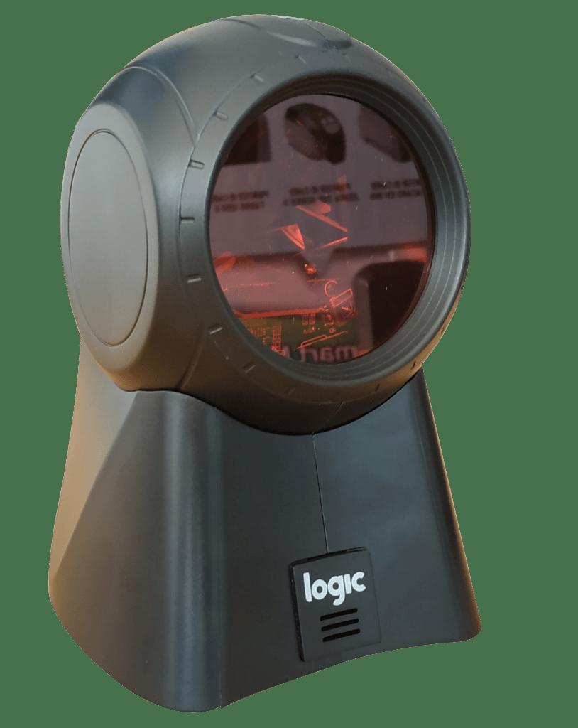 Scanner Barcode Logic OD 70 Table Scan Original