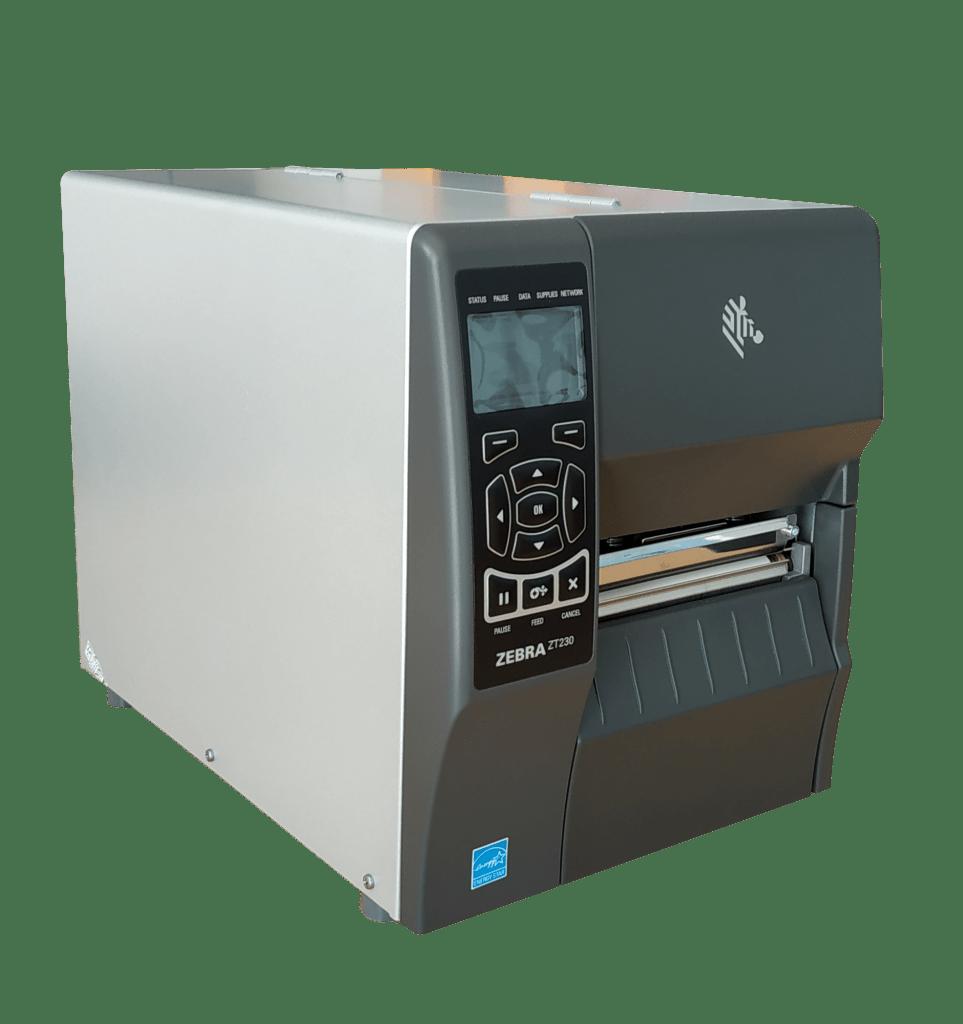 Zebra ZT-230 Printer Bar code Industrial