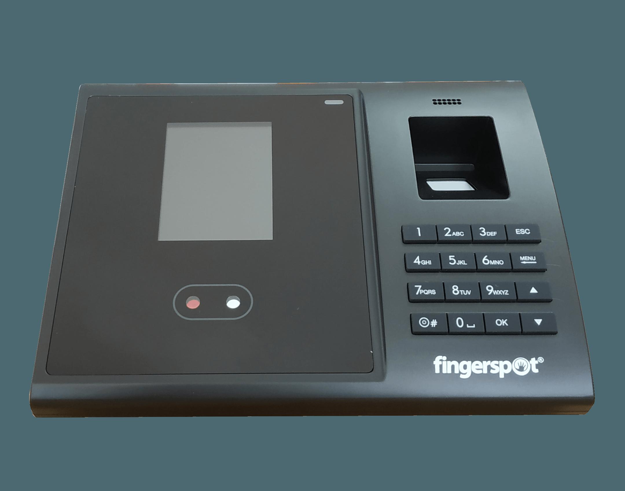 Mesin Absensi Fingerspot Revo ff 183