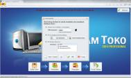 Menghubungkan Server Database Ke Client