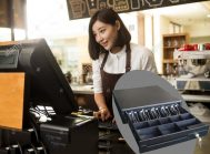 Cara pemasangan Cash Drawer