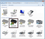 Menghapus Driver Printer Pada Windows 7