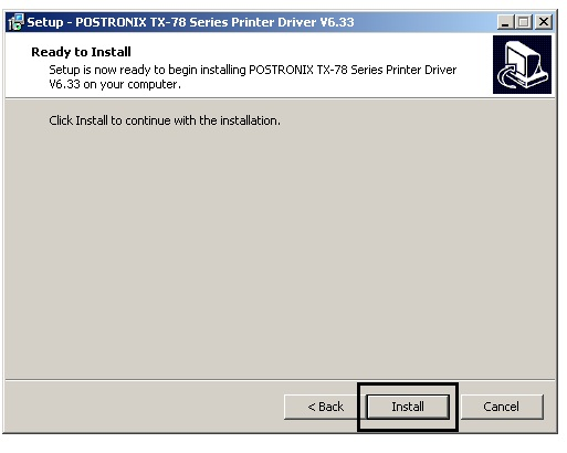 Tutorial Install Driver Printer TX-78