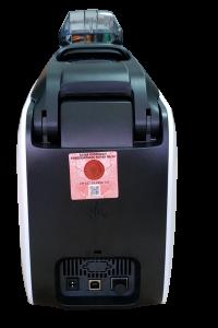 Printer ID Card Zebra ZC 100